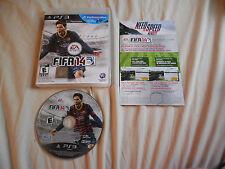 FIFA 14 (Sony PlayStation 3, 2013) NO MANUAL