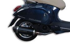MARMITTA MALOSSI RX BLACK OMOLOGATA VESPA PRIMAVERA 3V 125 150 CODICE 3216551