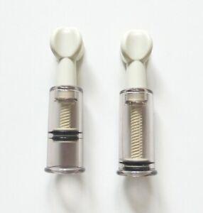 2 * Profi Nippelsauger 18 mm Milchpumpe Stillhilfe Brustwarzensauger Schröpfen