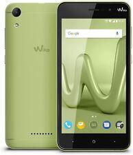 Wiko Lenny 4 Limone (Ohne Simlock) Smartphone 16Gb Dual Sim Dual Core 1,3 GHZ