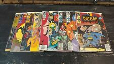 Batman Adventures #1-6, 9-11, 13-19 NEAR COMPLETE SET!!! DC Comics 1992 VF-NM