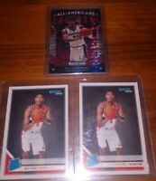 RUI HACHIMURA Prizm Draft All American Pink Refractor RC 2 Donruss Rated Rookie