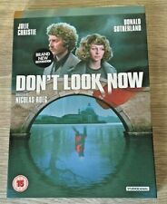 DON'T LOOK NOW [DVD] [2019] NEW RELEASE WITH SLIP COVER BNIW NEW SEALED GIFT