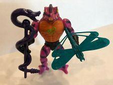 Vtg Mattel He-Man Motu 1986 Tung Lashor Snake Men Action Figure 100% Complete