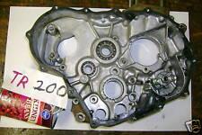 86 87  HONDA TR200 TR 200 CASE CRANKCASE HALF RIGHT