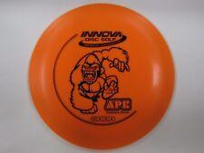 Innova Ape Orange w/ Black Stamp 175g -New