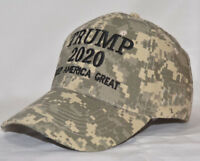 Make America Great Again - Donald Trump Hat Republican 2020 Digital Camo Cap USA