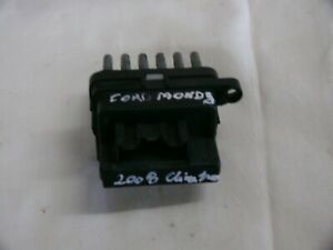 ford mondeo 2008 heater resistor