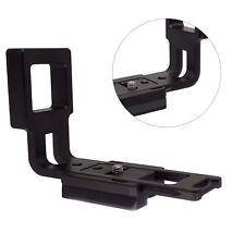 General QR L Plate / L Bracket For Manfrotto Bogen 200PL-14 RC2 Ball Head Clamp