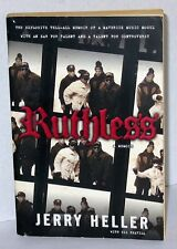 Ruthless : A Memoir by Jerry Heller ( Paperback, 325 Pages) Signed