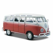 Maisto 1:25 Scale Volkswagen T1 Split Screen Camper Samba Van,Bus Diecast Model