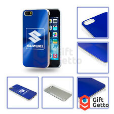 Suzuki Car 4x4 Logo Laser Engraved Personalized Metal Cover Case - iphone 5/5s