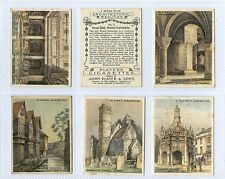 Full Set, Players, Architectural Beauties (L) 1927 VG (Gx913-444)