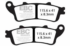 FIT VICTORY Vision Tour (All models) 08>17 EBC FRONT SINTERED BRAKE PADS