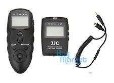 JJC WT-868 Wireless Timer Remote with CABLE K for Fujifilm S9600 S9100 S100FS HS