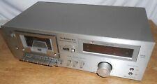 Technics RS-M17 M17 Cassette Deck Recorder Dolby B Silver GWO