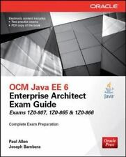 OCM JAVA EE 6 ENTERPRISE ARCHITECT EXAM GUIDE