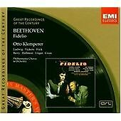 Beethoven - Fidelio - Klemperer / Ludwig / Vickers / Frick - 2 cd box set - EX+