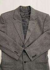 EUC Men's 40R ZINO Patrick James 2-Button Blazer Sports Coat Silk Wool Italy