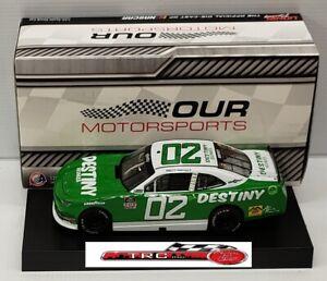 Brett Moffitt 2020 Lionel #02 Destiny Homes Chevy Camaro Xfinity 1/24 FREE SHIP
