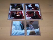 Dexter Season 5 & 6 Trading Cards - Wholesale Lot # 1 - Special Cards