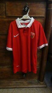 Replica China Home Football Shirt Jersey 2015 Medium Boys 10-12 Years