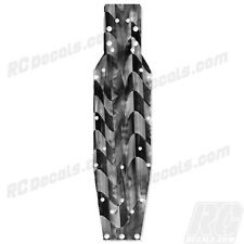 ProLine Pro MT - Thick Chassis Protector Graphics - Checkered PRO6262-00