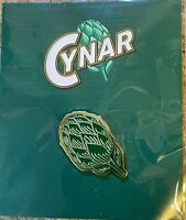 (3) Cynar PINS Campari Italian Liqueur bitter amaro collectible flair distillery