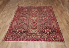 Persian Traditional Vintage Wool 285cmX164 cm Oriental Rug Handmade Carpet Rugs