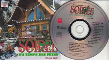 SOIREE QUEBECOISE DU TEMPS DES FETES - 20 Ans Deja! (CD 1993) Quebec Christmas
