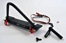KYX Front Metal Stinger Bumper + LED Light for ( TRX-4 SCX10 II HPI FJ Venture )
