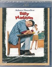 BLU-RAY--BILLY MADISON--ADAM SANDLER--NEUF