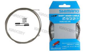 Shift Cable Set NIB Shimano ST-R9100 XTR Polymer-coated 1.2mm X 2100mm