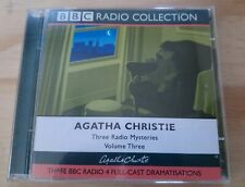 BBC Radio Collection CD Agatha Christie Three Radio Mysteries Volume Vol 3