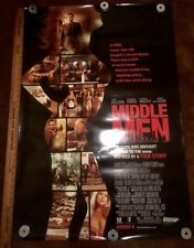 2010 Middle Men Original Double-Sided One Sheet Rolled Movie Poster 27x40