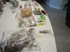 Fly Tie Fishing Feathers - Big Lot