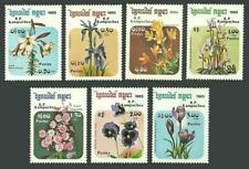 CAMBODIA  = spring FLOWERS MNH