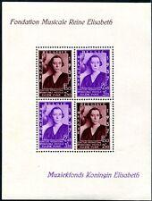 BELGIEN 1937 BLOCK6 ** POSTFRISCH (I1278