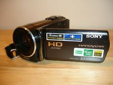Sony HDR-CX115E Camcorder - Boxed + Accessories - 16GB Memory Card