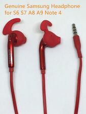 Original EG920BR (Sport Edition/Red) Headphones Headset for Samsung Galaxy/ Note