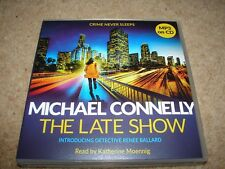 Michael Connelly The Late Show - Unabridged MP3 Cd Audio Book