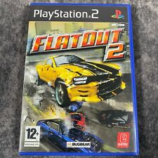 Flatout 2 ps2 Playstation 2 PAL Game komplett Bugbear Action Racer