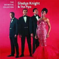 GLADYS KNIGHT & THE PIPS Definitive Collection 18-track CD NEW/UNPLAYED Motown