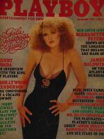 Playboy December 1981 | Bernadette Peters Patricia Farinelli       #FM8995