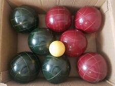 VTG Bocce Ball 9 PC Set Lawn Yard Outdoor Bowling Game Replacement Pallino Jack