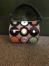 Designer Little Earth Retro Look Miniflair  Handbag