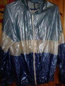 Regenjacke PVC Regenmantel