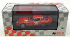 Voitures miniatures de tourisme bleus Alfa Romeo 1:43