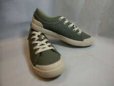 Teva Women's Freewheel Washed Canvas Shoe Samples Shoes Green Size 7