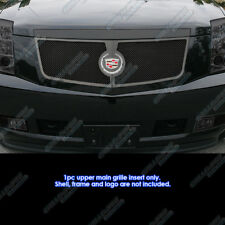 Fits 2002-2006 Cadillac Escalade Black Mesh Grille Grill Insert